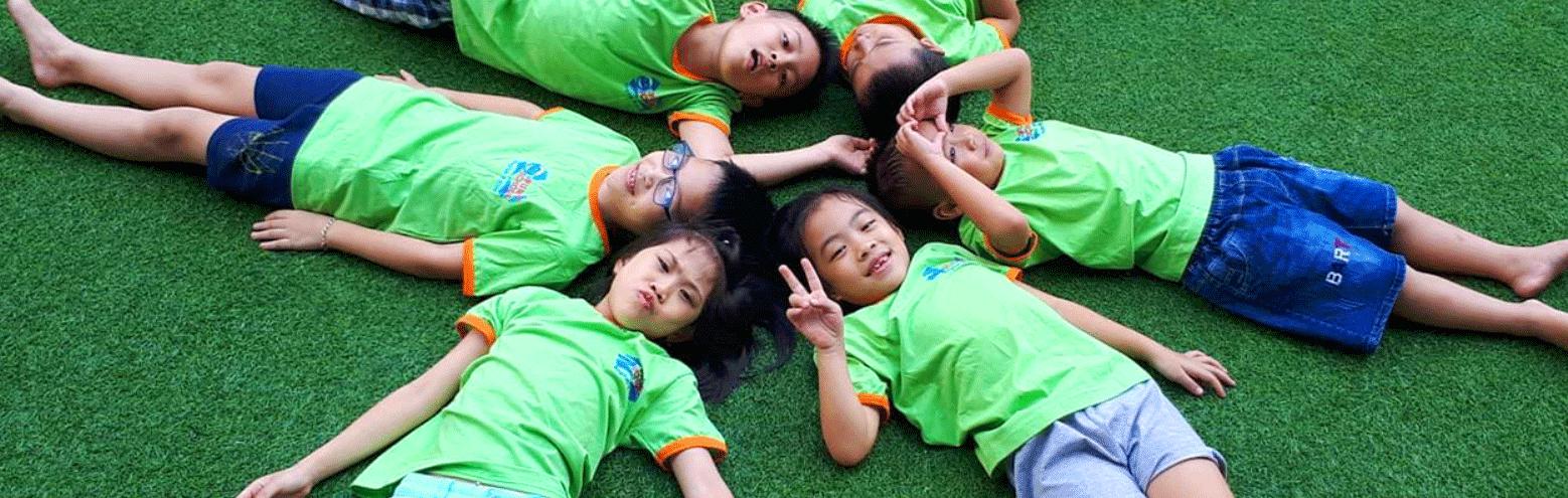 Địa chỉ học tiếng anh trẻ em ở Hà Đông