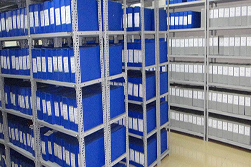 Sử dụng trong lưu trữ hồ sơ, giấy tờ