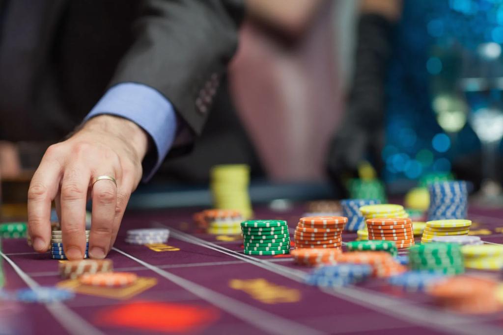 Betting Limits quy định mức cược mà bạn có thể đặt