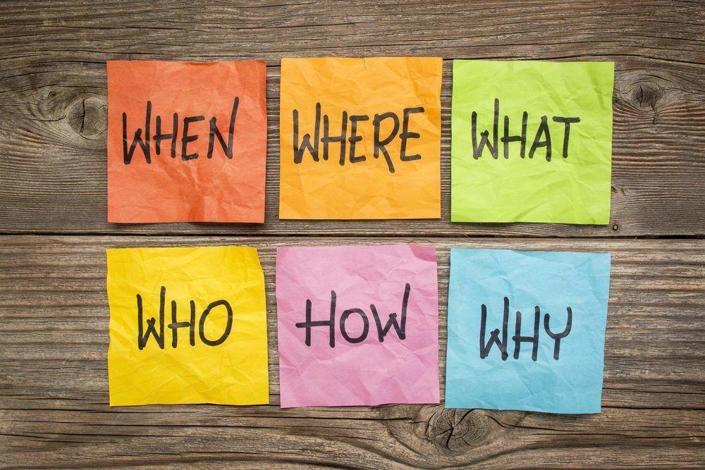 Cách đặt câu hỏi Wh trong Tiếng Anh