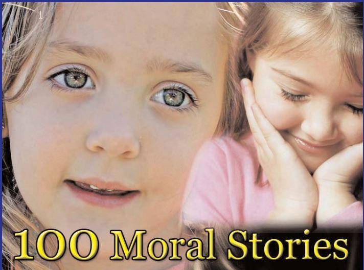 Tặng bé những câu chuyện ý nghĩa